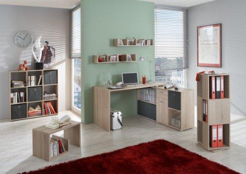 Fmd Möbel 353 001 Winkelkombination Computerschreibtisch